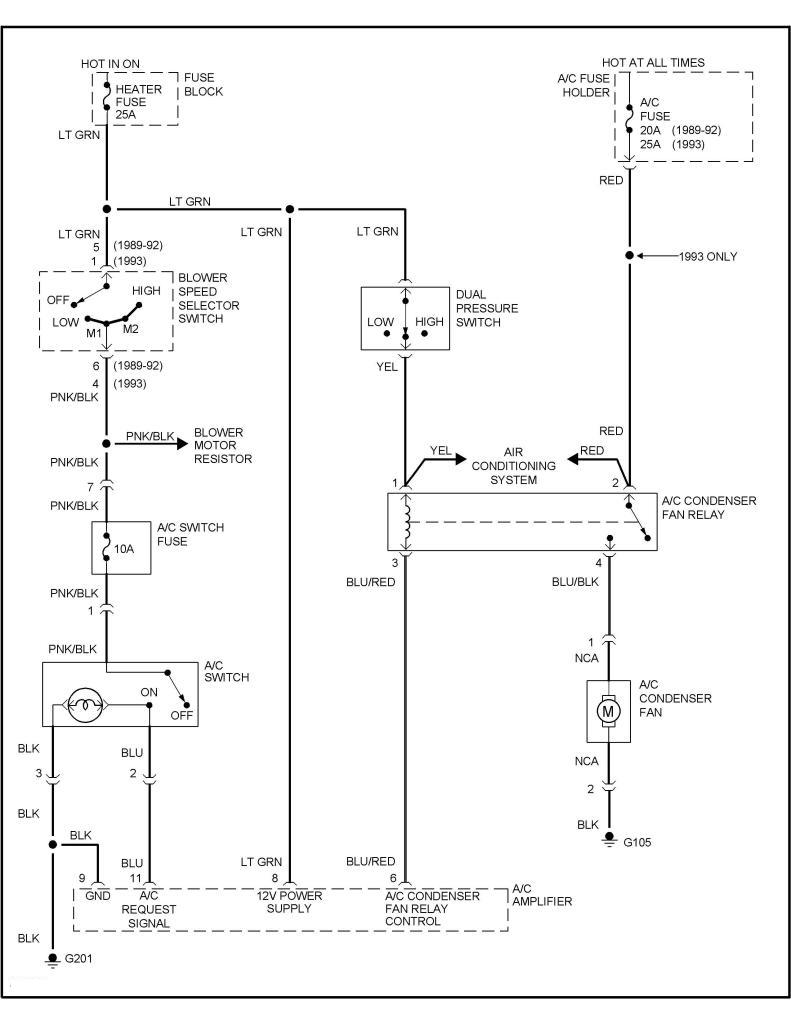 Condenser Fan Wiring Free Image About Wiring Diagram And Schematic