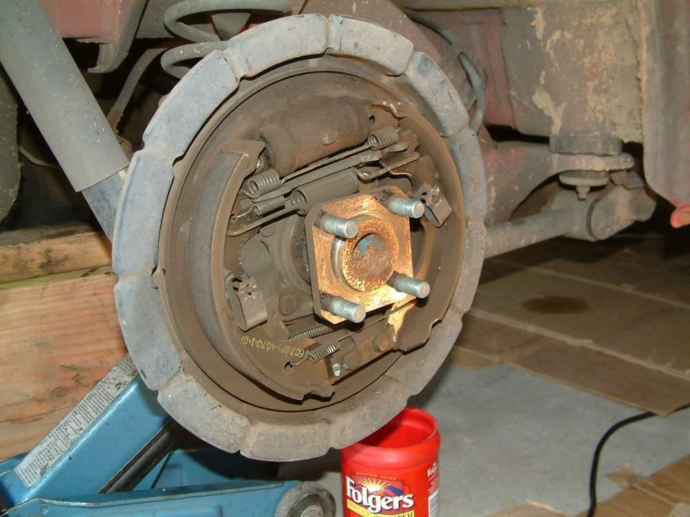 Brake Overhaul