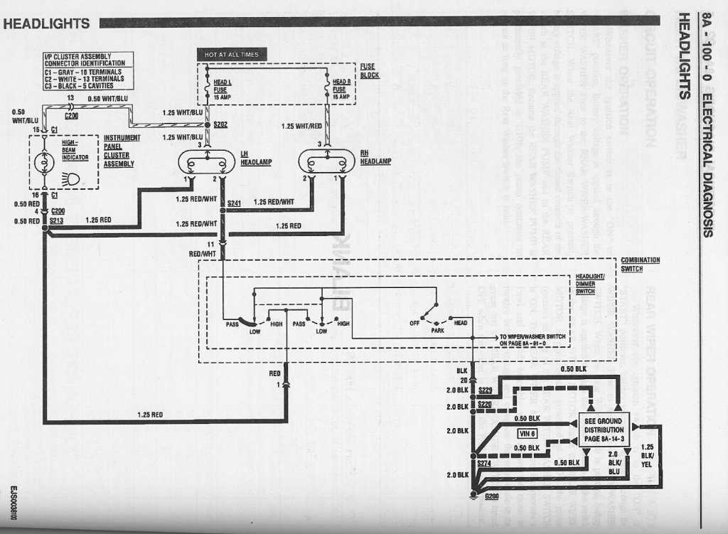 What you need to make engine RUN, the basic schematics page  Suzuki Sidekick Wiring Diagram on
