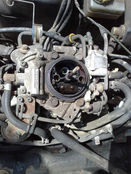 How to find which engine you have or the parts attached to it?